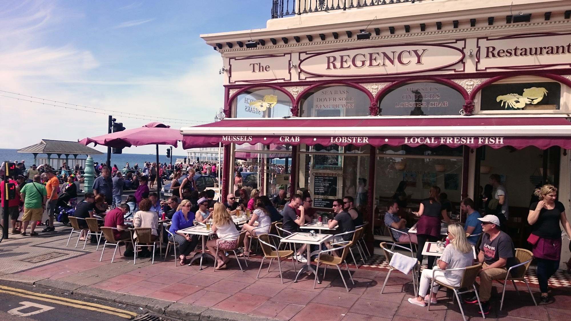 Regency Restaurant Brighton